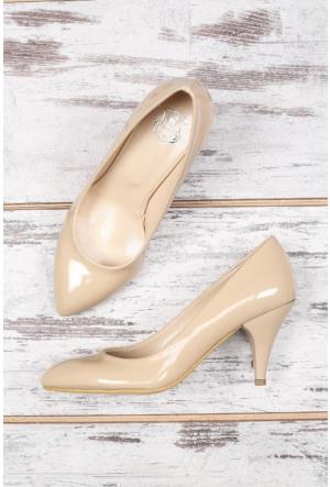 B.F.G Polo Style Ten Bayan Stiletto Ayakkabı