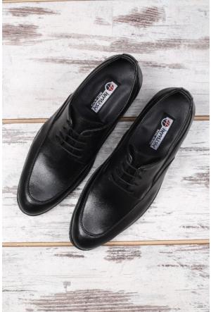 Shoes&Moda Siyah Erkek Ayakkabı