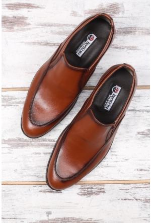 Shoes&Moda Taba Erkek Kundura Ayakkabı