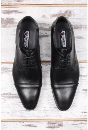 Shoes&Moda Siyah Erkek Kundura Ayakkabı