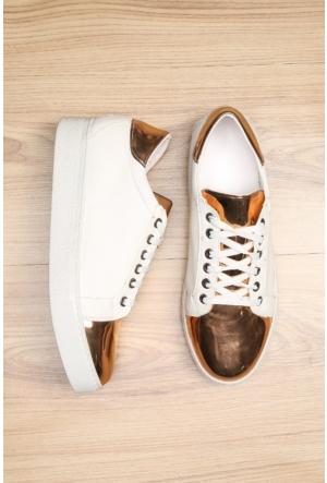 Limited Edition Beyaz Bayan Ayakkabı