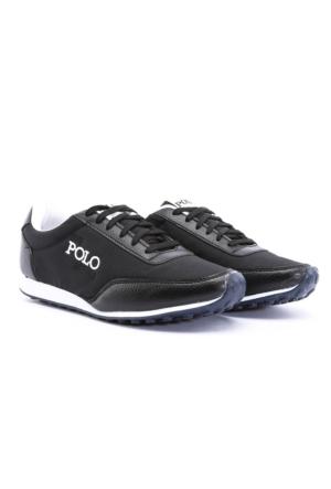 B.F.G Polo Style Siyah Erkek Spor Ayakkabı