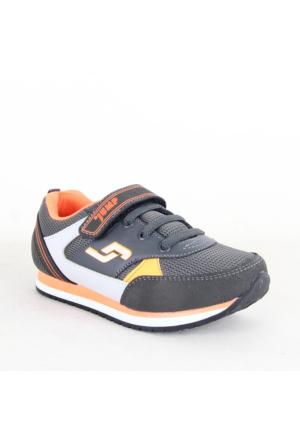 Jump 13653 Çocuk Spor Ayakkabı Füme 31