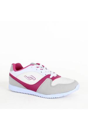Jump 15583 Bayan Spor Ayakkabı Beyaz 38