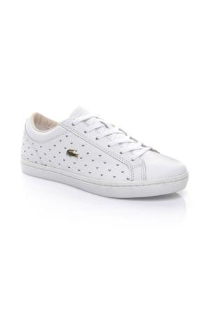 Lacoste Kadın Beyaz Sneaker Ayakkabı 733CAW1017.001