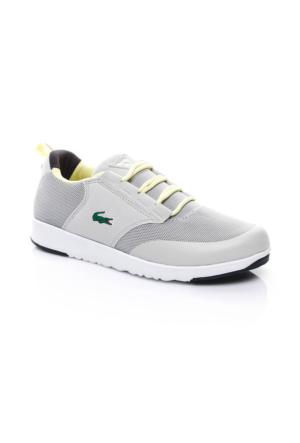 Lacoste Light R Kadın Açık Gri Sneaker Ayakkabı 733SPW1005.GY1