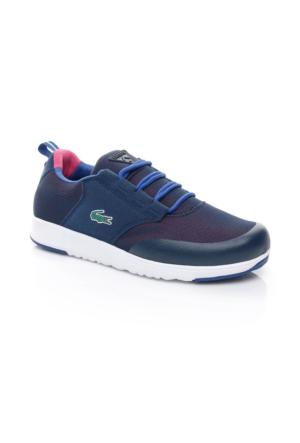 Lacoste Light R Kadın Lacivert Sneaker Ayakkabı 733SPW1005.NV1