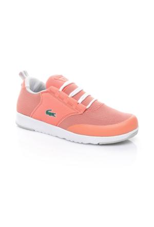 Lacoste Light R Kadın Açık Turuncu Sneaker Ayakkabı 733SPW1005.LP9