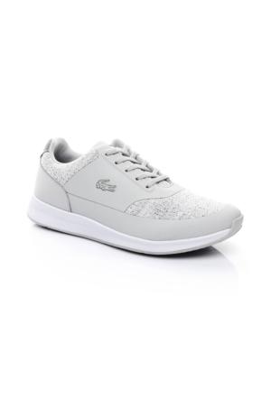 Lacoste Chaumont Lace Kadın Gri Sneaker Ayakkabı 733SPW1008.007