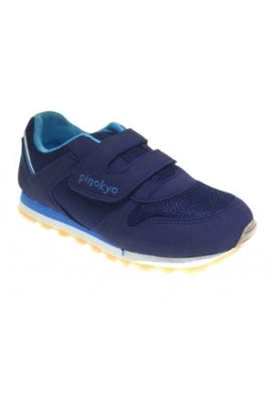 Pinokyo 2104 Çocuk Spor Ayakkabı Lacivert