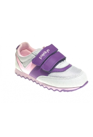 Pinokyo 2106 Çocuk Spor Ayakkabı Gri