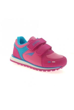 Pinokyo 2152-1 Çocuk Spor Ayakkabı Pembe