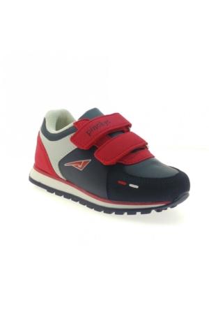 Pinokyo 2152-1 Çocuk Spor Ayakkabı Lacivet