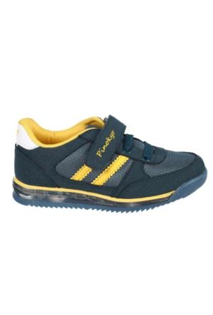Pinokyo 011 Çocuk Spor Ayakkabı Yeşil