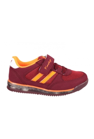 Pinokyo 011 Çocuk Spor Ayakkabı Bordo