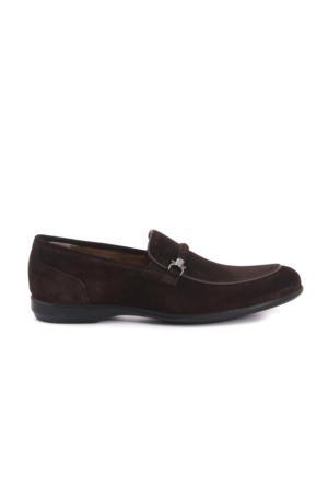 Mocassini Erkek Günlük Ayakkabı Kahverengi 171MCE303 4108