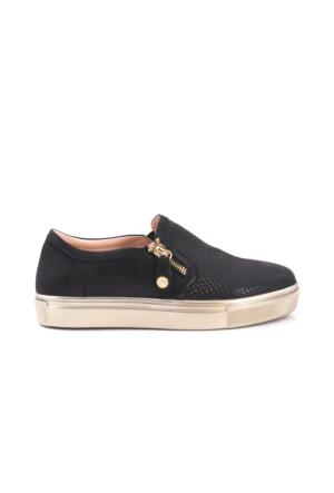 Rouge Kadın Günlük Ayakkabı Siyah 171RGK277 6823