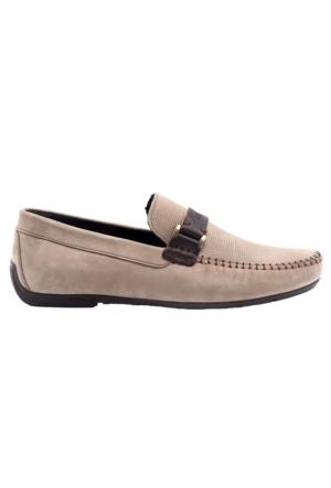 Greyder 02502 Erkek Ayakkabı Bej