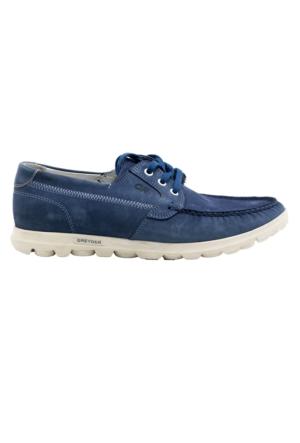 Greyder 11201 Erkek Ayakkabı Mavi
