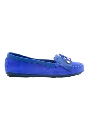 Greyder 58028 Kadın Ayakkabı Saks