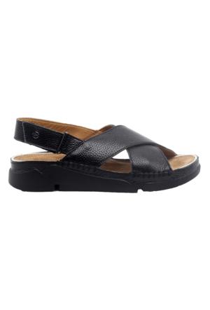 Greyder 51291 Kadın Sandalet Siyah