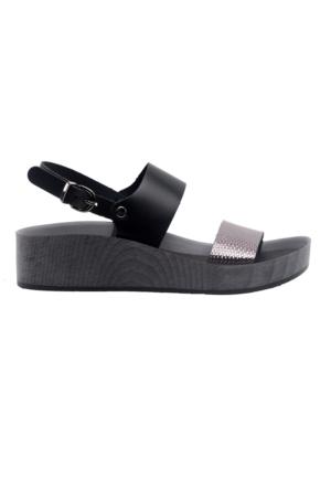 Greyder 51292 Kadın Sandalet Siyah