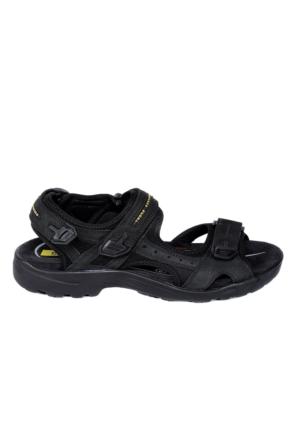 Greyder 65541 Casual Lacivert Erkek Sandalet