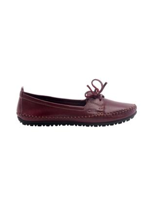 Greyder 50161 Zn Casual Bordo Kadın Ayakkabı