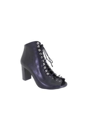 Despina Vandi Pndr G1007 Günlük Kadın Topuklu Ayakkabı