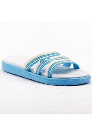Gezer 7306 Plaj Havuz Banyo Günlük Bayan Terlik