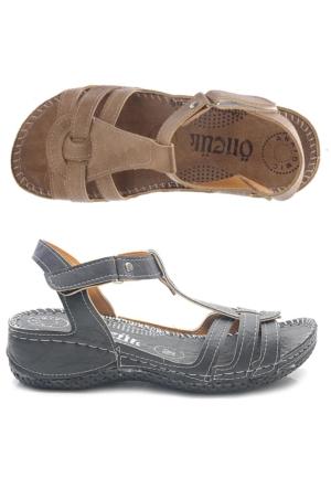 Fantasy wm5241 Bayan Günlük Sandalet