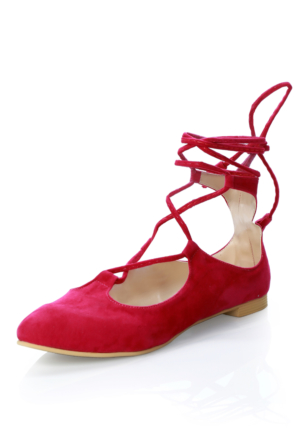 Oflaz 203 Suet Vizon Babet Ayakkabı