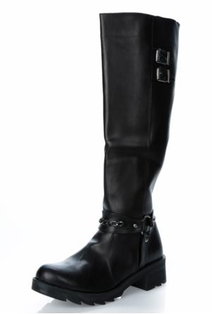 Polu 730 Siyah Çizme