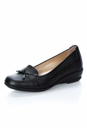 Oflaz 536 Siyah Ayakkabı