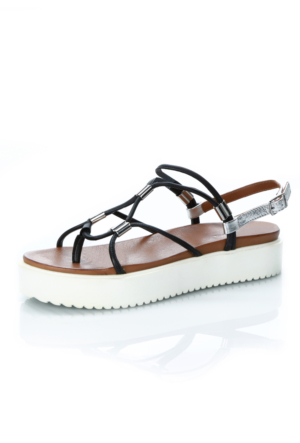 Inuovo 1 6392 Sıyah Ayakkabı