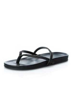 Inuovo Black Strass Black Ayakkabı