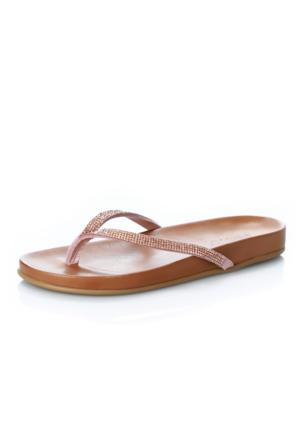 Inuovo 6 6115 Cameo -Pıxus Strass Ayakkabı