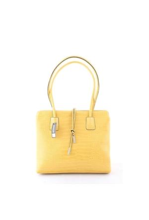 Biggi 3501 Kadın Omuz Çantası Sarı
