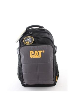 Cat 82985 Caterpillar Erkek Sırt Çantası Antrasit