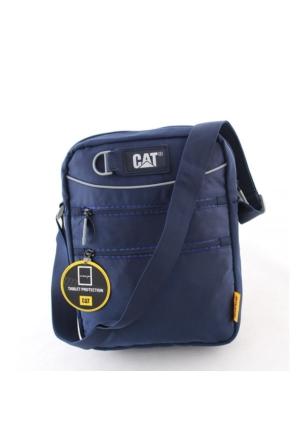 Cat 83298 Caterpillar Tablet Çantası Lacivert