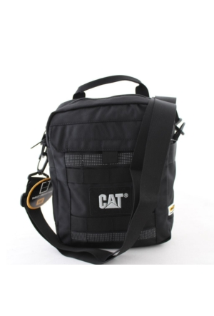 Cat 83391 Caterpillar Erkek Postacı Çantası Siyah