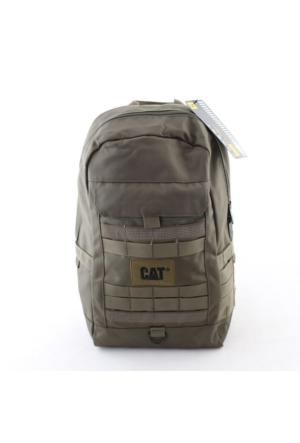 Cat 83392 Caterpillar Erkek Sırt Çantası Yeşil