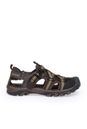 Dockers Erkek Sandalet 222773 Kahverengi
