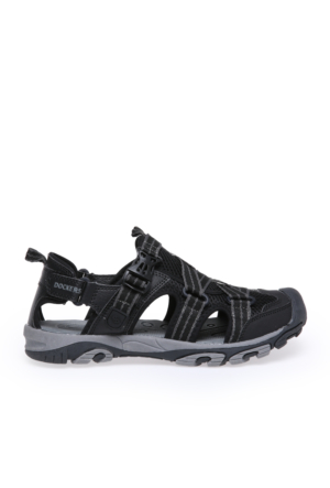 Dockers Erkek Sandalet 222773 Siyah