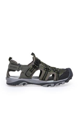 Dockers Erkek Sandalet 222773 Yeşil