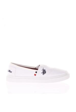 U.S. Polo Assn. Bayan Ayakkabı Lillia Beyaz