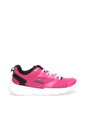 Slazenger Kadın Ayakkabı Eneko Fuşya