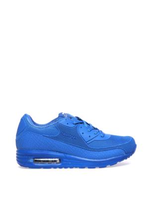 Slazenger Kadın Ayakkabı Ekatı Mavi