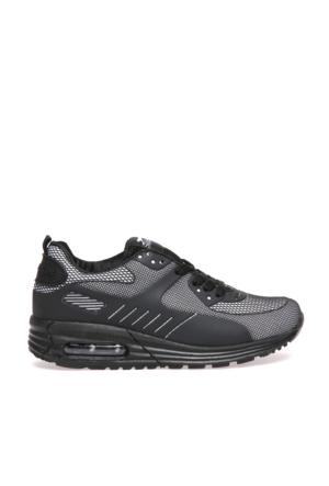 Slazenger Kadın Ayakkabı Newekatı Siyah