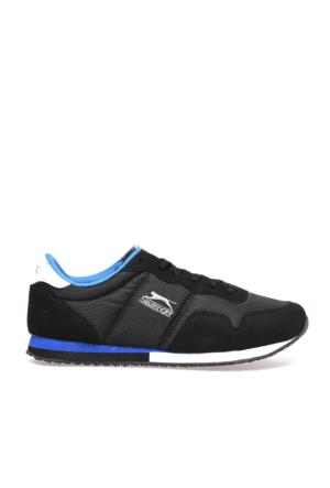Slazenger Erkek Ayakkabı Itay Siyah